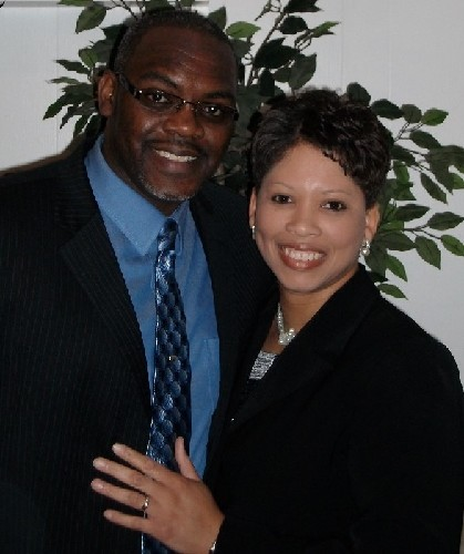 Bishop and Elect Lady Davis